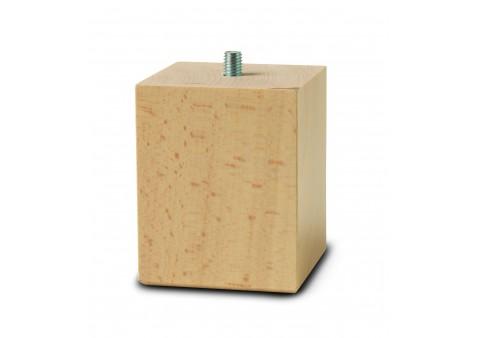 Pieds de lit Cube
